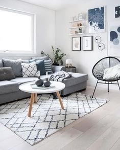 If you need to transform your living room for the better, try Scandinavian interior design. Here are some of the beautiful Scandinavian living room inspiration. Home, Living Room Scandinavian, Room Inspiration, Apartment Decor, Interior Design, Living Decor, Living Design, Scandinavian Design Living Room, Living Room Designs