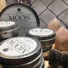 The #scorpio energy is always a #challenge to me 🦂 add the #newmoon n watch me go under 🌚 once u get past the fear u discover the lessons of rebirth 🌙 dive into ur #darkside w/ 13% off blends for #tea #bath #vape #taste #smoke 🍃 code:13MOONS