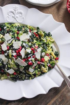 massaged-kale-and-shaved-brussels-sprouts-salad-with-pomegranate-and-avocado-3