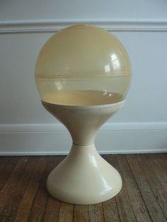 large Mid century Knoll tulip base style by secreteyesonly on Etsy $175