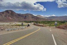 Barrancas, Neuquén, Ruta 40