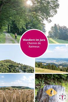Wandertipp im Jura: Chemin de Raimeux Hidden Places, Swiss Alps, Blue Mountain, Waterfall, Wanderlust, Hiking, Europe, Swimming, Travel
