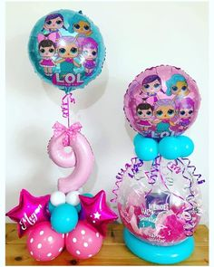 Balloon Blooms is a balloon decorating company. If you're looking for creative balloon decorations in Cardiff or Pontypridd, give me a call today. Balloon Crafts, Birthday Balloon Decorations, Birthday Party Centerpieces, Balloon Gift, Birthday Balloons, Balloon Garland, 7th Birthday Party Ideas, Unicorn Birthday Parties, Balloon Shop