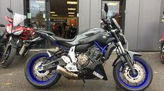 2014 Yamaha MT-07 Just arrived :)