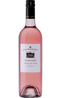 Kilikanoon Second Fiddle Rose 2018 Clare Valley - 12 Bottles Clare Valley, Kitchen Herbs, Wines, Herbalism, Bottles, Rose, Herbal Medicine, Pink, Roses