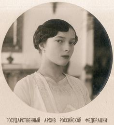 Tatiana Nikolaevna, 1914. Credit: Tatiana Z Flickr #russian #grandduchess #tatiana #romanov #beautiful #gorgeous #picture #of #her #in #1914 #imperial #russia #history #russianroyalty