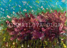 Impressionism Oil on canvas Mykhailova Olga 2018 price . Impressionism, Oil On Canvas, Art Gallery, About Me Blog, Painting, Art Museum, Fine Art Gallery, Painted Canvas, Painting Art