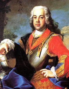 Infante D.Francisco de Portugal, Duque de Beja e senhor do Infantado(1691 - 1742). Casa Real: Bragança Editorial: Real Lidador Portugal Autor: Rui Miguel