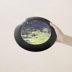 #wood - #Wood Texture Wham-O Frisbee