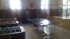 La sala del gioco.