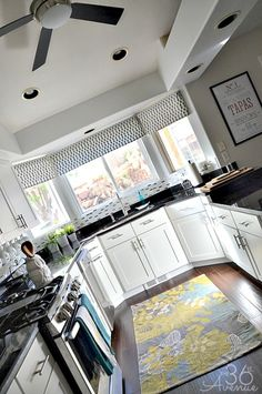 Amazing Kitchen Makeover at the36thavenue.com