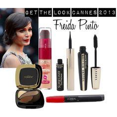 Get The Look - Freida Pinto  Madame Keke Fashion and Beauty Blog