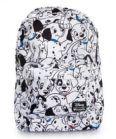 4d134c895048 Loving this 101 Dalmatians All-Over Backpack on  zulily!  zulilyfinds Disney  Gifts