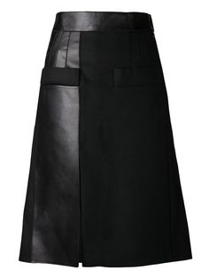 Shop Atto slit front skirt in The Webster from the world's best independent boutiques at farfetch.com. Over 1000 designers from 60 boutiques in one website.