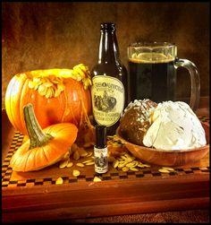 OWL CREEK ALEWORKS PERFUME OIL 5 ml - Toffee Pudding, Vanilla, Caramel, Toasted Coconut & Hazelnut, Sugared Pumpkin Cream Stout