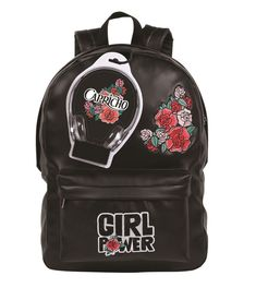 Discover recipes, home ideas, style inspiration and other ideas to try. Sad Girl, School Backpacks, Barbie, My Style, Products, Cute Backpacks, Cute Clothes, Gucci Shoes, Fashion Shoes