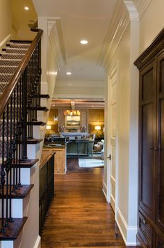 Farris Concepts in Architecture PC was started in 1995 by Ron Farris to provide residential design services. Game Room Basement, Modern French Country, French Architecture, European House, Flooring Options, Living Room With Fireplace, Service Design, House Design, Concept