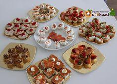 1000 images about aperitivos on pinterest recetas - Ideas cena nochevieja ...