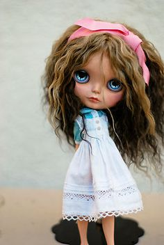 "Doll by Poohie ""Alice""    We came by Walnut Creek!"