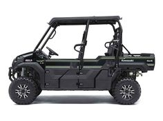 New 2017 Kawasaki Mule PRO-FXT™ EPS LE ATVs For Sale in Texas. KAWASAKI STRONG OUR FASTEST, MOST POWERFUL SIX-PASSENGER MULE™ EVER The new 2017 Mule PRO-FXT™ Side x Side has incomparable strength and endless durability backed by over a century of Kawasaki Heavy Industries, Ltd. engineering knowledge. Go and get the job done with the MulePRO-FXT Side x Sidethree-passenger Trans-Cab™ system, or easily convert it to six-passenger mode for a revolutionary new way to work and play.