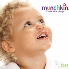 Coupons and Free Baby Product Samples from Munchkin