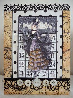 Artistic Hen: Free Halloween Bingo Cards to Download - Part 1