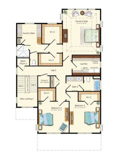 The Antigua Floor Plan - The Peninsula - Schell Brothers Narrow Lot House Plans, Family House Plans, Home And Family, Beach House Floor Plans, Coastal House Plans, Fenwick Island, Story Planning, Dream Beach Houses, River Cottage