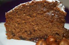 "Torta ""nocciolatosa"" - Hazelnut and chocolate cake"