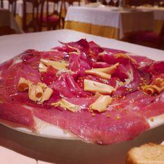 Cecina (Restaurante Serrano, Astorga)