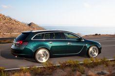 2014 Opel Insignia Sport Touring