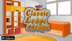 Knf Classic Lodge Escape is the escape game from Knfgame. The story of the game is to escape from the Classic Lodge. Escape Games, Online Games, Google Play, Neon Signs, Classic, Fun, Objects, House, Derby