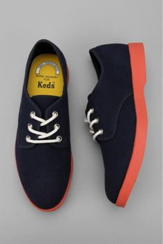 Keds & Mark McNairy. slow on the ball but I'm just getting started