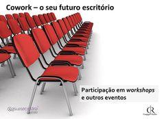 Workshops e eventos by asuasecretária Maia, via Flickr