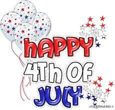 Happy Fourth of July Greetings 4 Happy Fourth Of July, July 4th, 4th Of July Wallpaper, 4th Of July Clipart, Patriotic Background, 4th Of July Images, Glitter Images, Birthday Background, 4th Of July Celebration