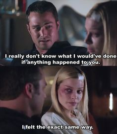 Chicago Fire - currently one of my favourite friendships on tv.