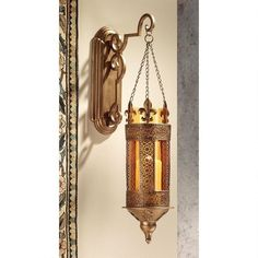 Design Toscano Kinnaird Castle Hanging Pendant Wall Sconce (Set of Candle Lanterns, Candle Sconces, Wall Sconces, Candels, Lantern Pendant Lighting, Chandelier, Sconce Lighting, Lighting Design, Gothic Home Decor