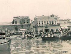 Ayvalık'ta kabotaj bayramı.1935.
