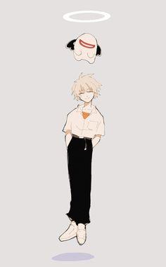 Neon Genesis Evangelion, Anime Guys, Manga Anime, Distortion, Art Sketchbook, Studio Ghibli, Cute Art, Character Art, Chibi