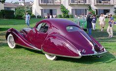 THE Art Deco Car