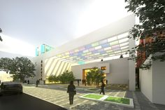 New XIUYI Kindergarten Proposal \ Studio 7 of Urban Architecture China