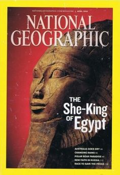 The She-King Of Egypt