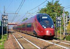 "NTV (Nuovo Trasporto Viaggiatori), ETR 575 ""Italo"" high speed trains from Venice in the direction of Bologna Centrale, Florence SMN and Roma Termini"