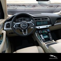 The future of electric power is here now. Request a quote for the award-winning, all-electric 2019 Jaguar I-PACE. Maserati, Bugatti, Koenigsegg, My Dream Car, Dream Cars, Jaguar Usa, Car Images, Future Car, Sexy Cars