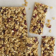 Mix the oats, walnuts, oat bran, cereal, cranberries, and any other dry ingredients together in a large bowl pour mixture out onto 2 cookie sheets and toast in the preheated oven until golden brown (about 20 minutes-check often) While the nuts and oats are in the oven spray a 8 by 8-inch pan with PAM for thick bars (use a larger pan if you like them thinner.Combine the syrup, sugar, vanilla and salt in a saucepan over medium heat until dissolved (about 4 minutes). Remove oat mixture from…