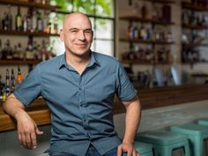 Michael Symon Reveals the Secrets to a Perfect Cheeseburger and a Side of Cole Slaw