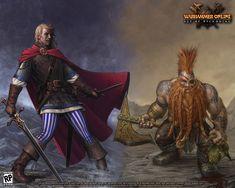 Gotrek and Feliks / Warhammer stories