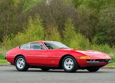 World Of Classic Cars: Ferrari 365 GTB/4 Daytona Berlinetta by Scaglietti...