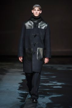 Défile Topman Design, homme automne-hiver 2014-2015, Londres. #LFW #fashionweek #runway