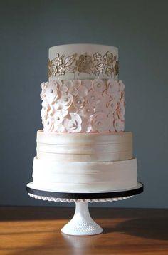 billie wedding cake from Charm City Cakes West