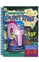 Amazon.com: Conqueror Quiet Time Daily Devotional - Grades 3-4 (9781935475279): Sue Armbrecht: Books